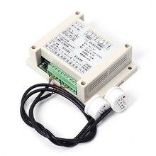 Уровня жидкости интеллектуальный детектор Бесконтактный Сенсор модуль автоматического Управление уровня жидкости воды инструмент обнаружения