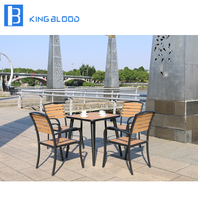 Weatherproof Outdoor Patio Furniture.Aliexpress Com Buy Weatherproof Outdoor Patio 4 Seater Garden Furniture Dining Set From Reliable Outdoor Tables Suppliers On Kingbloodsofa Store