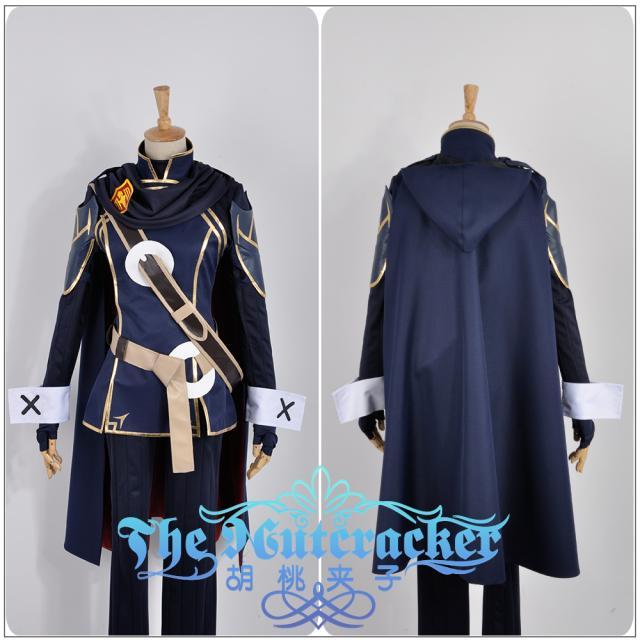 Postage! Game Anime Fire Emblem Awakening Lucina Battleframe Uniform Suit Cosplay Costume Hallowmas Fire Emblem Clothing NEW