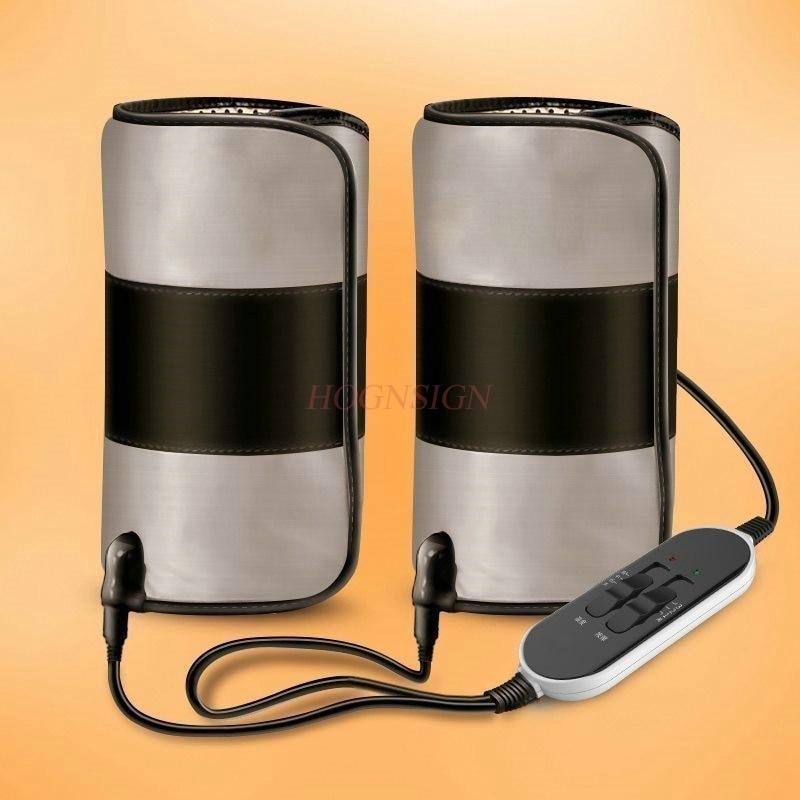 Ginocchiera caldo vecchio gamba fredda borsa assenzio pacchetto di calore di riscaldamento elettrico ginocchio massager comune fisioterapia tesoro strumento - 3