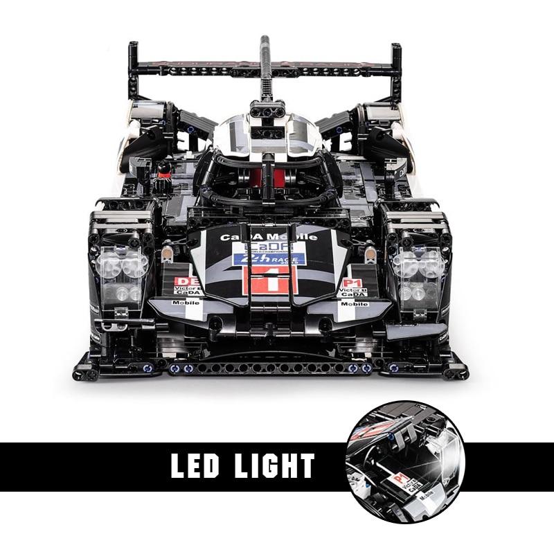 CADA Mobile Fit Technic 1586pcs Super Sports Car Speed Champions City MOC Building Block Bricks DIY