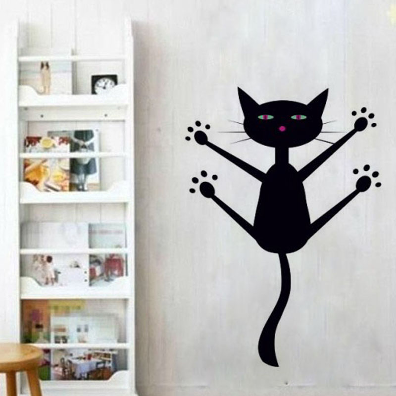 Cat Wall Decor online get cheap cat wall hanging -aliexpress   alibaba group