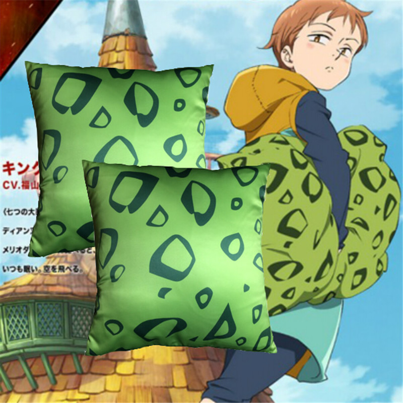 Cosplay Costume for The Seven Deadly Sins Harlequin King With Pillow