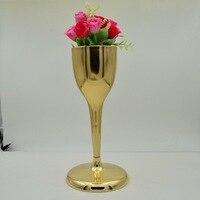Gold/silver Wedding Table decoration Wedding Decoration/Wedding bedside candlestick/Desktop Decoration Candlestick