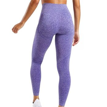High Waist Pink Sport Leggings 1