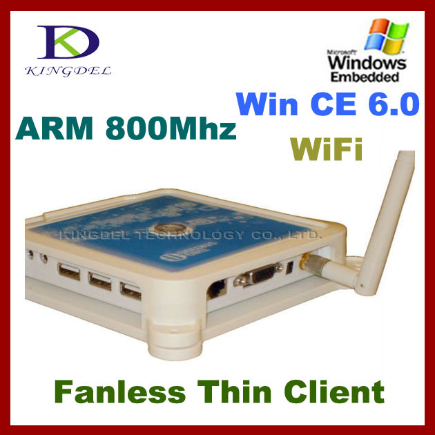 Thin Client PC Share Terminal Win7 +Net computer supporting touchscreen Station PC+Mic+USB printer+Wifi zero thin client partaker all winner a20 512mb ram linux fl100 thin client network terminal cloud computer mini pc station