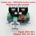 Original  DC-DC XH-M401 buck module XL4016E1 high power DC voltage regulator with maximum 8A band voltage regulator ic C1