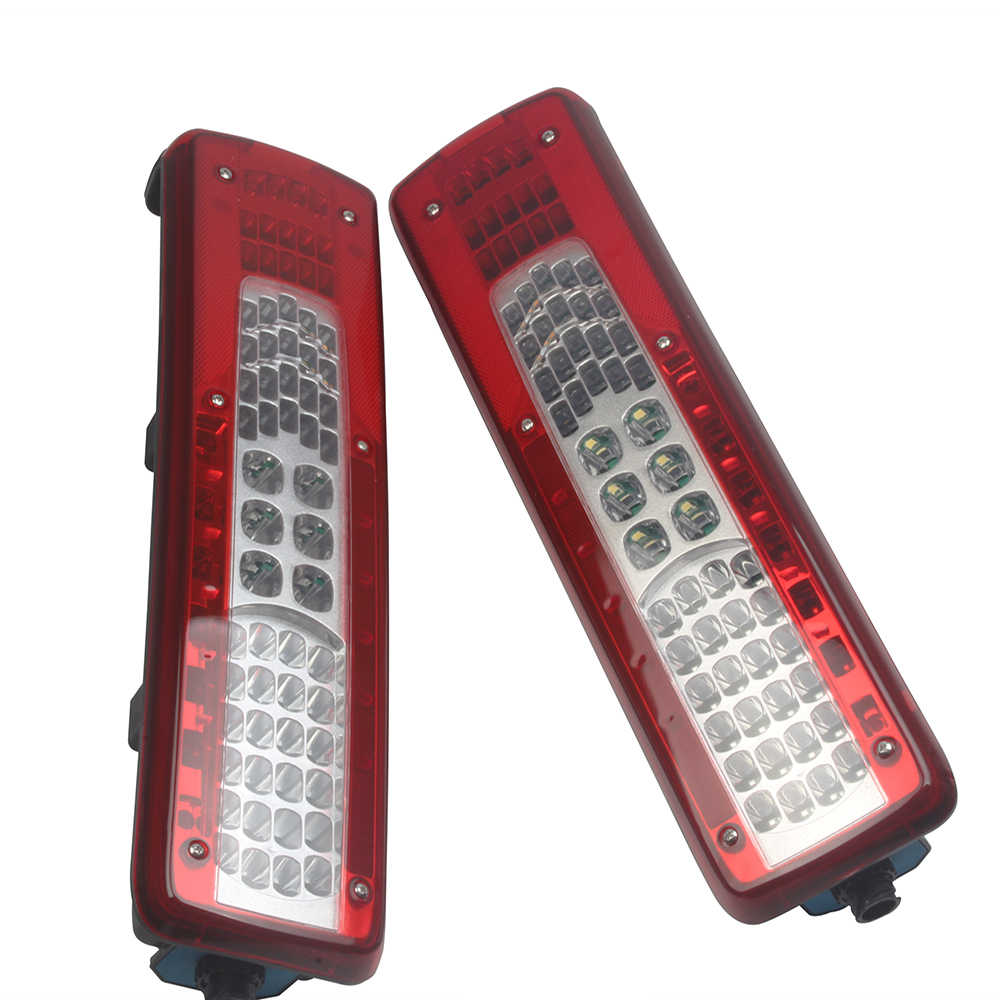 Detail Feedback Questions about 1Pair 10 30v 24V LED truck tail lamp