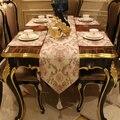 SBB Европа Запад современный простой роскошный классический цветочный стол флаг высокого класса Изысканная настольная дорожка украшение дл...