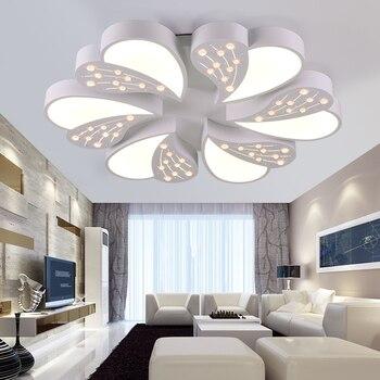 Wichtigsten schlafzimmer lampe romantische warme und kreative led einfache  moderne herz-förmige wohnzimmer esszimmer beleuchtung ZH FG113
