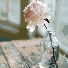 8907 Lonely Rose-краска комплекты номеров для взрослых DIY