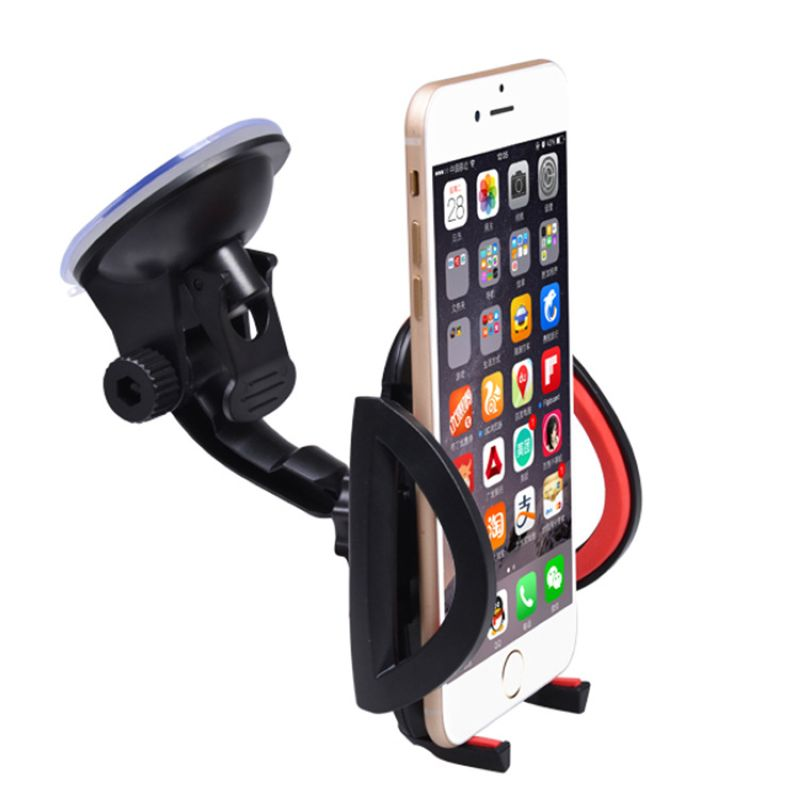 Windshield Car Phone Holder Universal Mount For IPhone 8 Plus X Sucker Stand Holder For Huawei P20 Lite Mate 10 Phone In Car