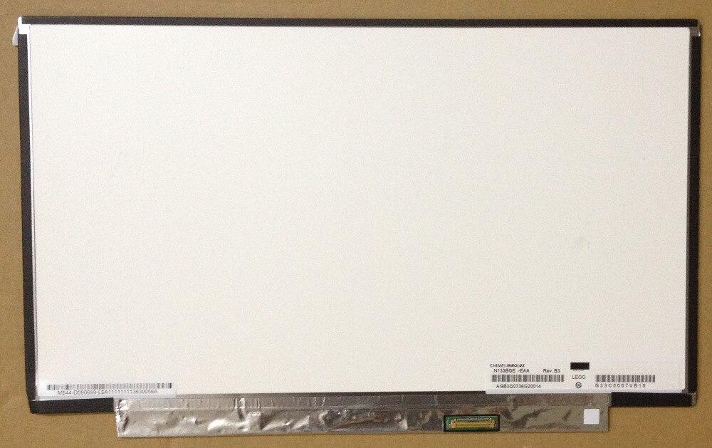 N133BGG-EA1 N133BGE-EAA fit N133BGE-EB1 LED LCD Screen 13.3 eDP WXGA Display NEW
