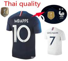 2018 maillot equipe de france 2 etoiles(China)