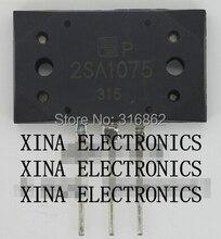 2SA1075 2SC2525 A1075 C2525 MT 200 بنفايات تكوين الأصلي 10 قطعة/الوحدة 5 + 5 الشحن مجانا الالكترونيات عدة