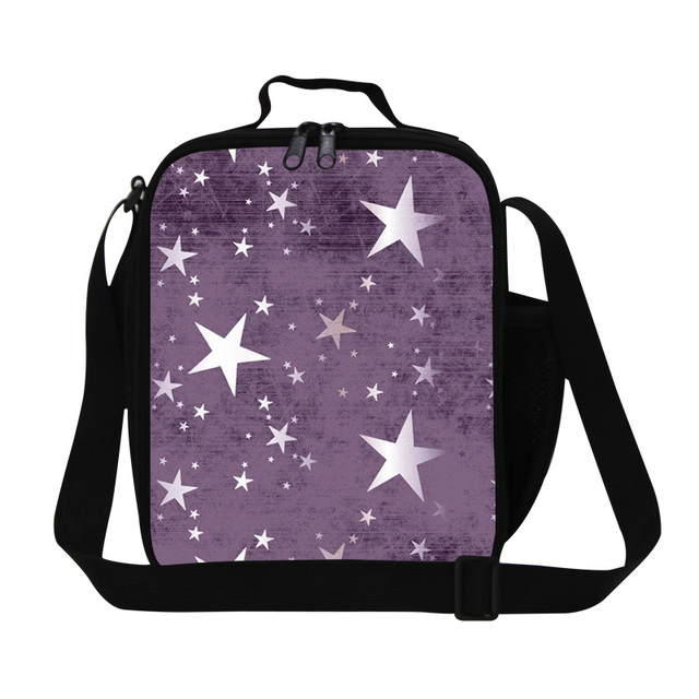 Small Lunch Bags for Kids,Shoulder Insulated lunch bags for women,reusable lunch containers for children school,girly meal bags