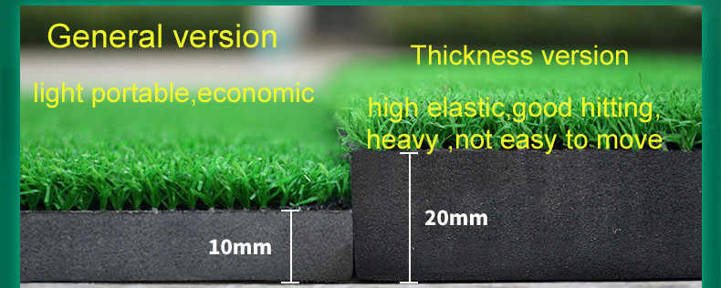 Detail Feedback Questions about Backyard Golf Mat different sizes