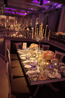 Wholesale crystal wedding Decoration centerpiece 90cm 35.43 Tall candelabra for table +free air shipment