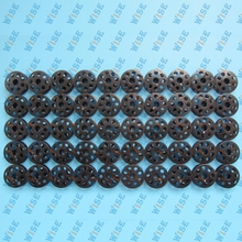 CONSEW 206RB BOBBINS WITH HOLES M-STYLE 50 PCS WALKING FOOT PART#18034