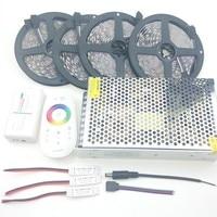 RGBW RGBWW LED Flex Strip Light 2 4G Remote Control 20m 30m 5m 10m 5050 Waterproof