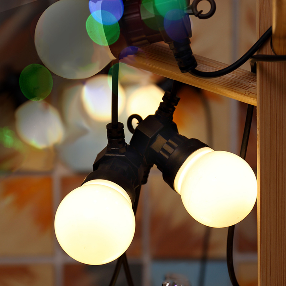 Clearance Patio String Lights: Clearance Sale 5M Garden/Patio/Wedding Vintage Festoon
