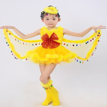 f2baee5e7 Buy yellow dance costumes and get free shipping on AliExpress.com