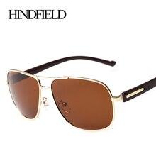 Hindfield 2017 new polarizado gafas de sol de los hombres de moda marca sport gafas de sol de conducción de viaje masculinas gafas gafas de sol oculos