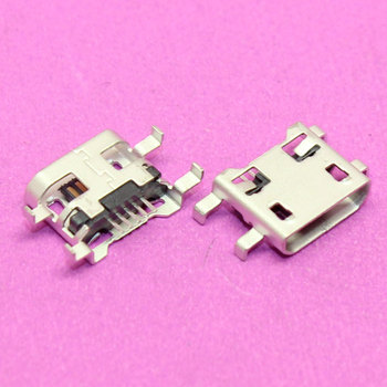 YuXi Best Price Micro USB jack connector charge charging port For Lenovo/ For Huawei and so on. image