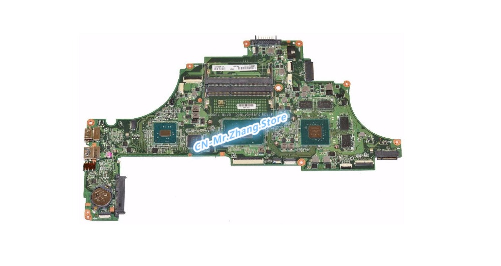 KEFU FOR Toshiba Satellite S55T C S55 C5 font b Laptop b font Motherboard W I7