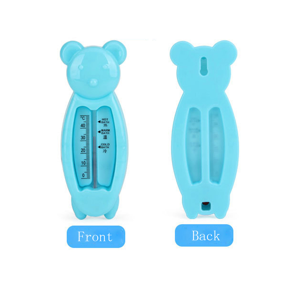1PC Children Bath Thermometer Infant Bathroom Toy Baby Shower Thermometer Toddler Girl Tub Water Sensor Thermometer Dropshipping