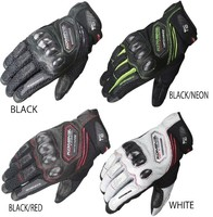 New GK167 Motorcycle Gloves Mesh cloth breathable carbon fiber racing gloves with touch screen design