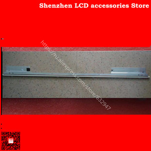 Image 5 - 2pieces/lot is new100%    L40F3200B 40 DOWN LJ64 03029A LTA400HM13 backlight 1piece=60LED 455MM 100%NEW