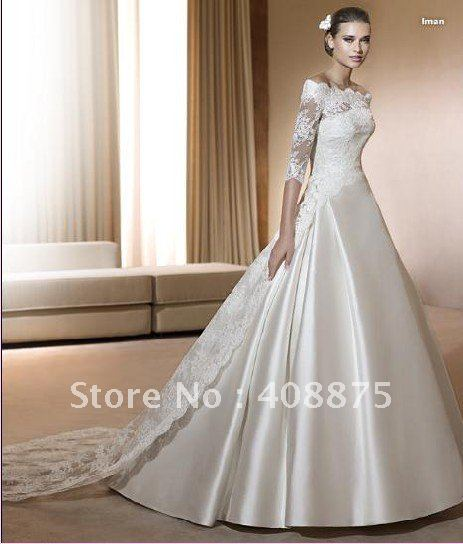Beautiful Dress with Sleeves