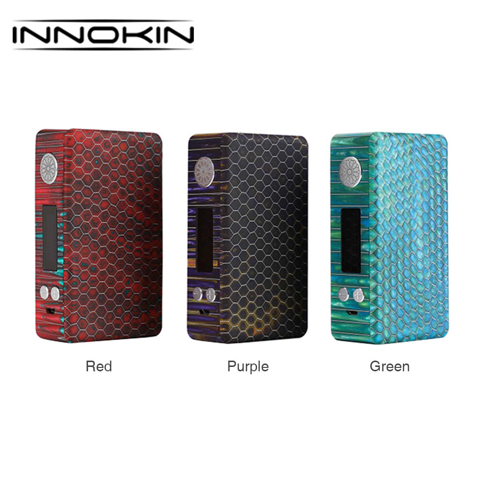Original Innokin BigBox Atlas 200W TC Resin Box MOD Max 200W Output Huge Power No 18650 Battery E-cig Vape Box Mod Vs DRAG Mod