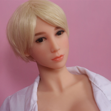 2016 165cm Top Quality Silicone Sex Doll For Men,realistic Love Adult Toys For Men With Artificial Vagina Pussy white shirt