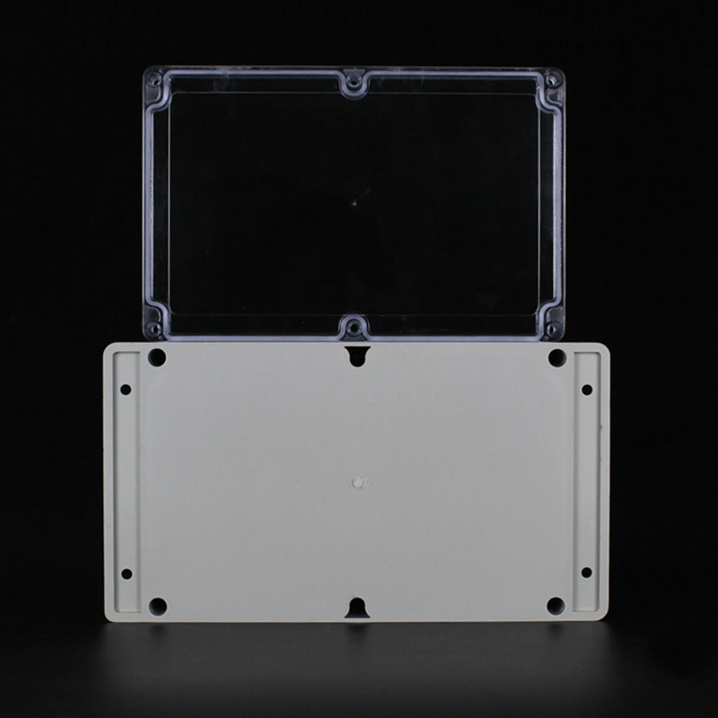 1Pc 230x150x87mm Waterproof Plastic Enclosure Box Electronic Project Instrument Case Outdoor Junction Box Wall Mounting1Pc 230x150x87mm Waterproof Plastic Enclosure Box Electronic Project Instrument Case Outdoor Junction Box Wall Mounting