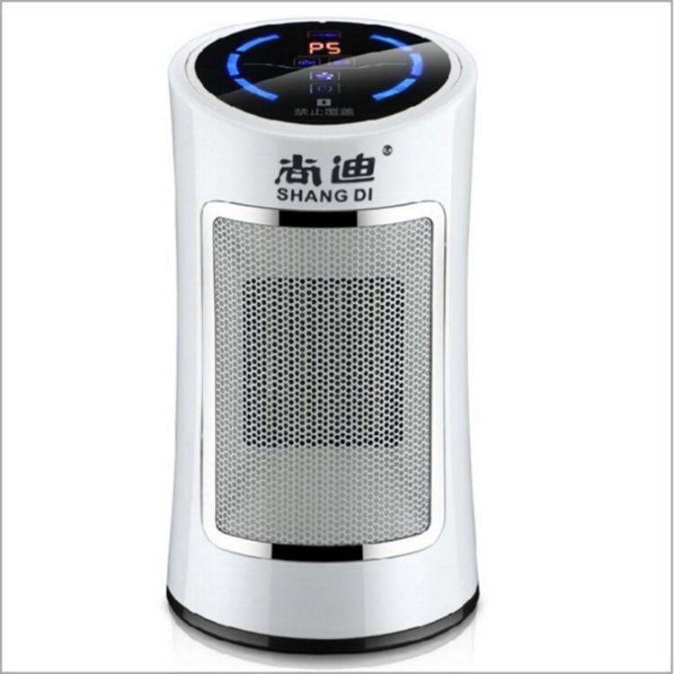 0082703 Portable et Durable télécommande Ventilateur Intelligent Chauffe-avec écran tactile Mini d'énergie-efficace et sûr climatiseurs