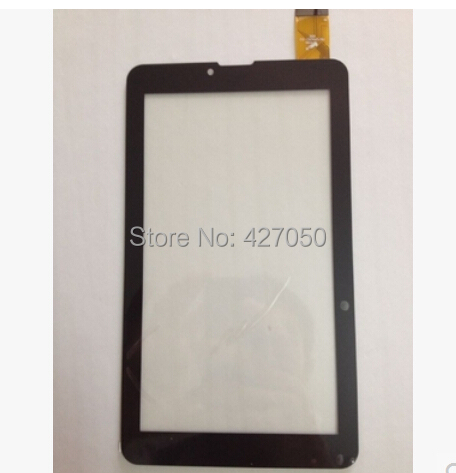 Tempered Glass + New Touch screen Digitizer 7 inch Explay Hit 3G Outer Touch panel Glass Sensor replacement Free Shipping 9 7 inch pingbo pb97dr8070 06 touch screen digitizer sensor outer glass tablet pc replacement