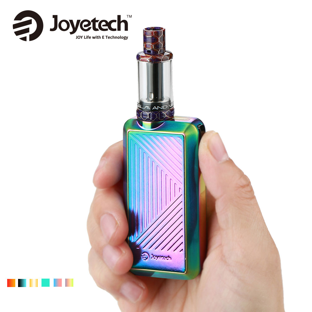 NEW Original <font><b>Joyetech</b></font> Batpack Kit with 2ml ECO D16 Atomizer & <font><b>0.5ohm</b></font> <font><b>BFHN</b></font> Head No Battery Box Mod Low Output Vape Starter Kit image