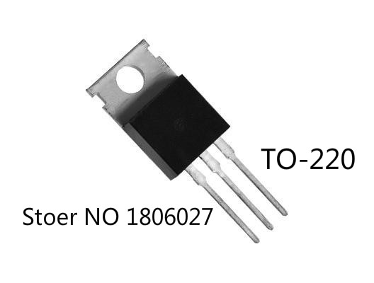 무료 10 pcs ixfp3n80 to-220/ssp80n06a/fqp5n30/stp65nf06/bd242c/irl630a triode 보내기 image