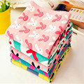 Tutou scarf gauze child towel towel wholesale cotton cartoon small towel factory direct 30*30 B-XBK-MJ-02 3PCS