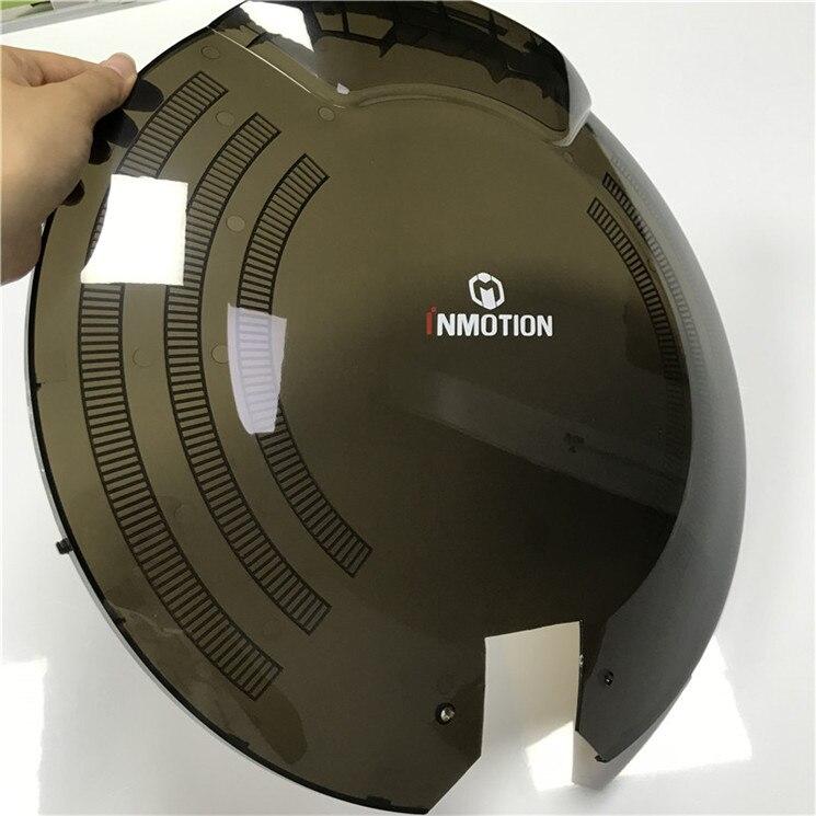 Original corpo escudo acessórios para inmotion v8