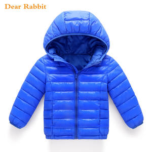 DEAR RABBIT Children Kids Jacket Boys Coats Baby girls