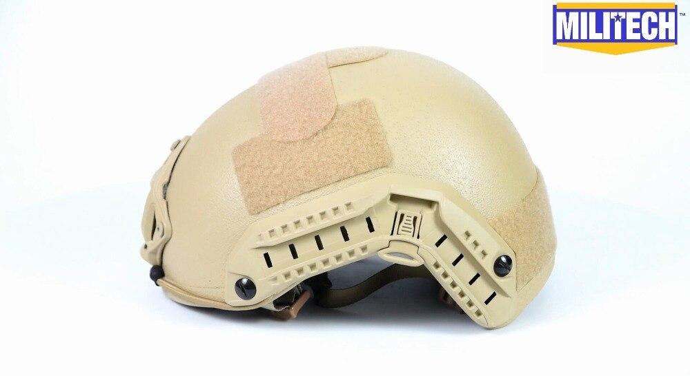 Commercial Video--Militech Maritime DE Deluxe Liner Super High Cut Helmet Commercial Video