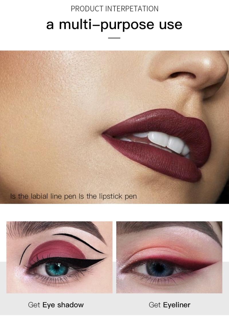 Best Selling 2018 Products Maquiagem Profissional Lip Liner Completa Fenty Beauty Makeup Completa Wholesale Lot