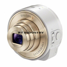 Digital-Camera Sony Lens-Style for Dsc-Qx10/white 10x Optical-Zoom-F/S Cyber-Shot 100%New
