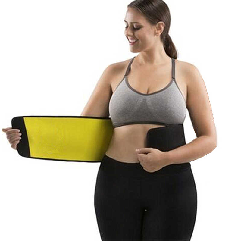 ec178ff3e Hot Shapers Waist Trainer Waist Cincher Corset Postpartum Tummy Belly Slimming  Belt Modeling Strap Body Slim