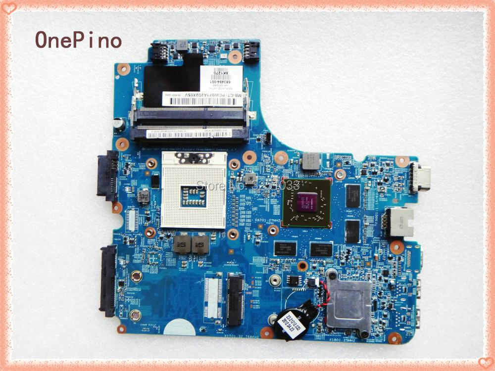 683494-001 for HP ProBook 4540s Notebook for HP probook 4740s 4540s 4440s 4441s laptop motherboard 683494-001 DDR3 все цены