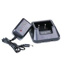 Walkie Talkie Charger Baofeng Radio Original Desktop Charger Fit For Baofeng UV-5R | UV-5RE | UV 5R | UV-F8 Radio Accessories