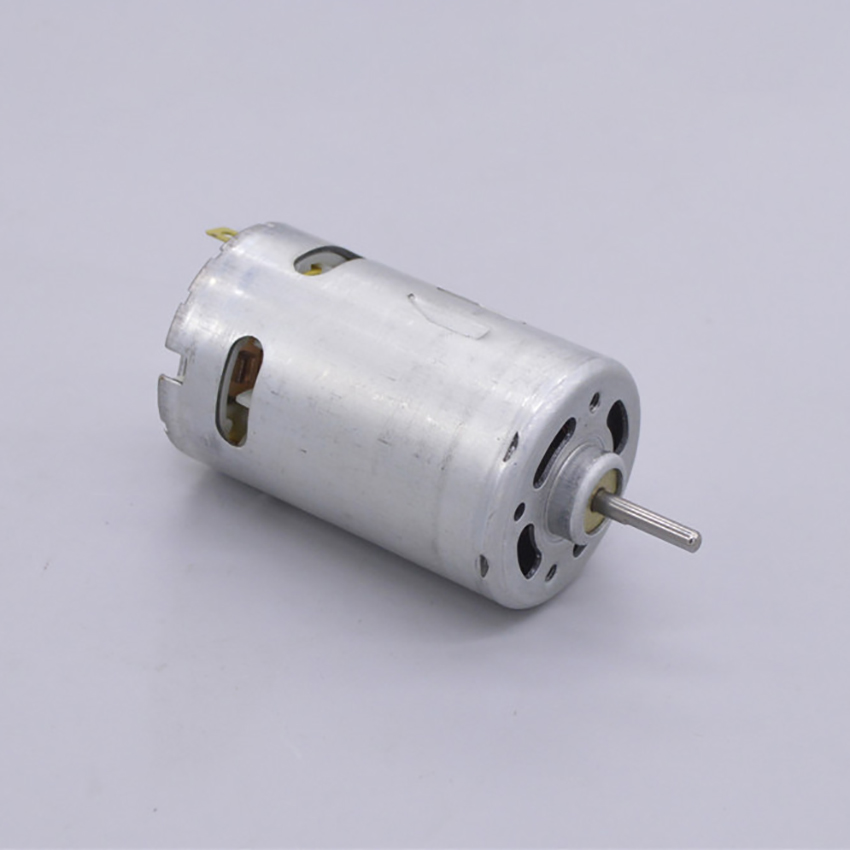 RS-550 D-axis Micro Motor DC 7.4V 1.9A 18200RPM High Speed Motor for Model Car,Electric Drill Tool,Vacuum Cleaner,DIY Handmade